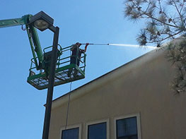 Commercial Pressure Washing Summerwood
