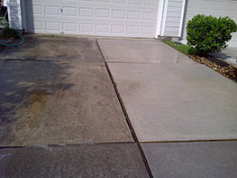Driveway Power Washing Summerwood