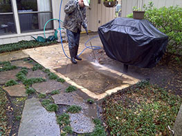 Patio Cleaning Summerwood