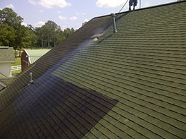 Roof Cleaning Summerwood