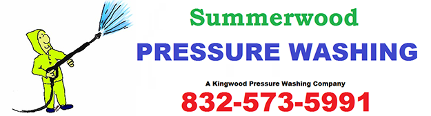 Summerwood Pressure Washing